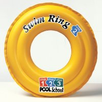 58231 Круг DELUXE SWIM RING POOL SCHOOL 51 см (от 3-6 лет)