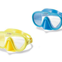55916 Маска для плавания Sea Scan Swim Masks 8+